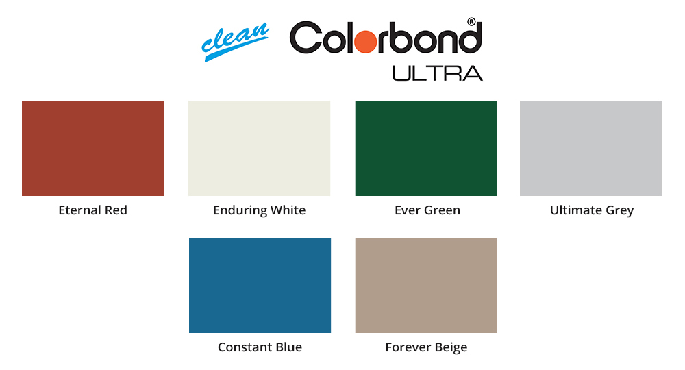 colorbond ultra