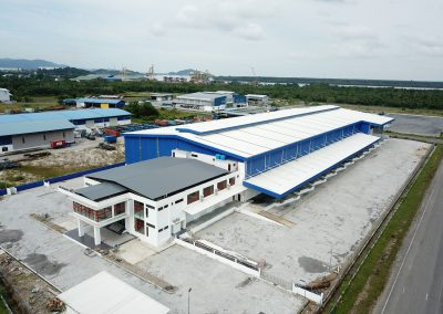 Integrated Logistic Complex